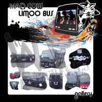 Mad Cow Limoo Bus by ArchGrafix