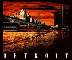 Welcome to Detroit by AJudgeToCrush
