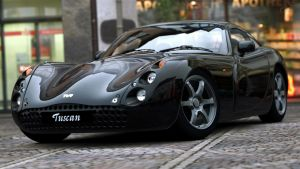 2000 TVR Tuscan Speed 6 (Gran Turismo 5) by Vertualissimo