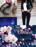 ::Paradox:: Mystery Aesthetic Adopt by ricebol