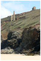 old tin mine by dnr
