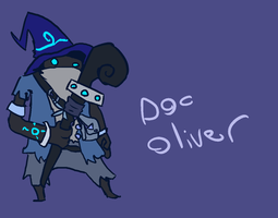 chibi Request: Regenerated-oliver by RodPopper