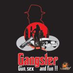 gangters by Yonbie