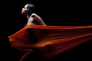 Wrapped In Orange 9 by MordsithCara