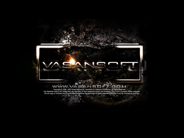VasanSoft Trade Wallpaper by VasanRajeswaran