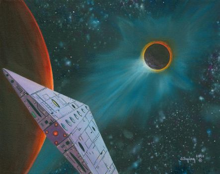 ECLIPSE by VisionaryImagist