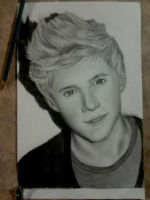 Niall Horan - One Direction by juannando12