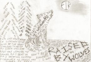 Falling In Reverse - Raised by Wolves by TheyCallMeSketchy