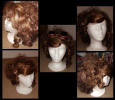 Steampunk Wig by StageArtisan