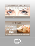 Eyelash Ext. Business Card  v2 by just-is
