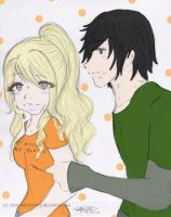 .: Percabeth :. by StrawberriOnTop