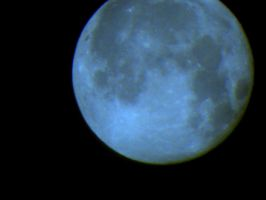 Once in a Blue Moon by jccowles