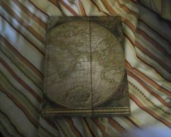 Steampunk Style Journal by Hannah2070