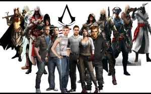 Assassins by thereanimatedunknown