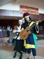 Metrocon '11- Chong and Lily by Fruits-Punch-Samurai