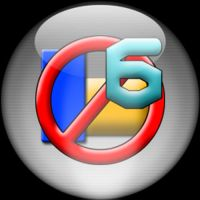 Silver Aqua Ad-Aware 6 Icon by rontz