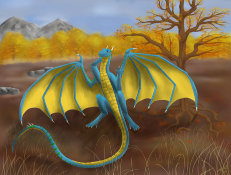 Grom PE Dragon by ZzelaBusya