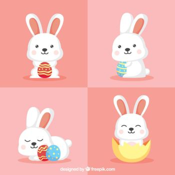 Cute Funny Bunny by drud-studio