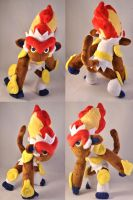 Infernape by Lexiipantz