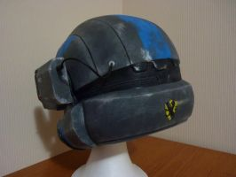 Halo Odst Helmet 2 by Beowyr