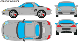 porsche boxster by bagera3005