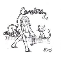 Coraline XD by effinit