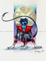 Nightcrawler by tavington