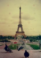 paris. by rainbow-dream