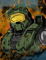 Master Chief 01 by AJSabino