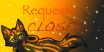 Requests-Closed button by SoulCats