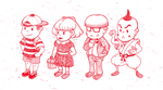 Earthbound remake by Zesiul