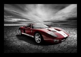 Ford GT_II by theCrow65