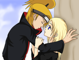 Request: In love with Deidara by Teufelspentagramm