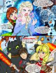 Game of Frozen - The Mother of Dragons (Dialogs) by YogurthFrost