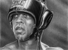 Muhammad Ali by mcgrath800
