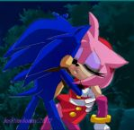 Sonamy Sonic Boom Break the Spell Poisoned A-D by LoonataniaTaushaMay
