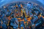 Bangkok Bird Eye by porbital