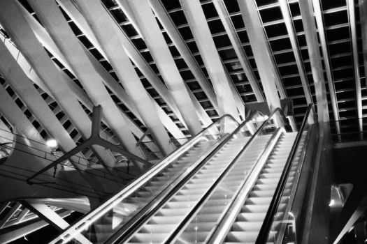 Liege Train Station by icmb94