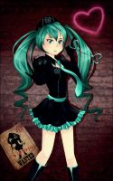 Miku Hatsune: Love Philosophia by TheTimeLimit