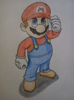 Mario by MesophaneGryyn
