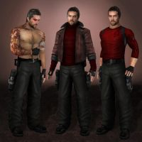 Infernal Ryan Lennox by ArmachamCorp