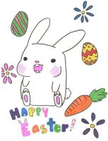 HAPPYY EASTERRR by MartiniCup