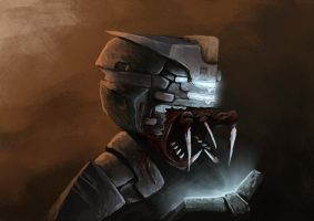 Deadspace 2 by dhartx