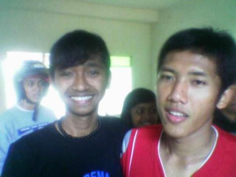 With Bustomi by noer-cliquers