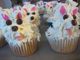 Puppycakes by miriamculwell