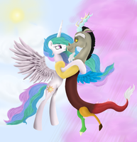 Just A Friendly Embrace by Kaleysia