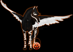 Halloween town by ItsaKnockout