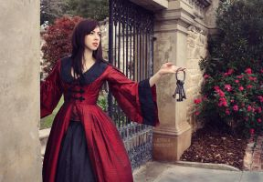 gates and keys by fae-photography