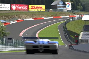 Eau Rouge by Jonny683