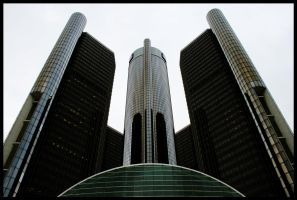 Towers of Detroit by Roland3791
